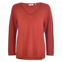 Pullover - Loose Fit - V-Neck
