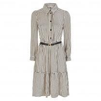 Kleid - Regular Fit - Dotprints