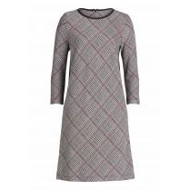 Kleid - Regular Fit - Glencheck
