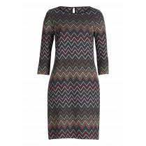 Kleid - Regular Fit - Ethnoprint
