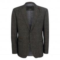 Woll-Sakko - Regular Fit - Muster 100000