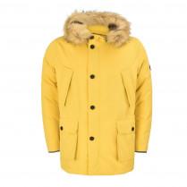 Daunenparka - Regular Fit - Fake Fur