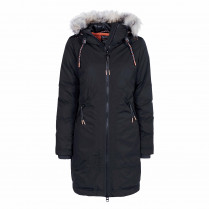 Mantel - Regular Fit - Fake Fur