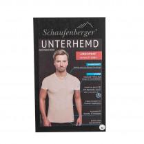 Herrenunterhemd - V-neck - kurzarm 100000