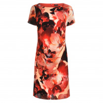 Kleid - Loose Fit - Flowerprint