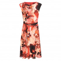 Kleid - Regular Fit - Flowerprint