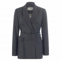 Blazer - Casual Fit - Houndstooth