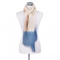 Schal - Farbverlauf