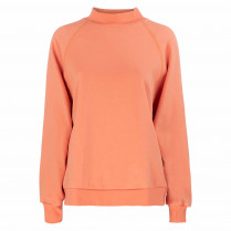 Sweatshirt - Loose Fit - Turtleneck