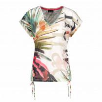 Shirt - Regular Fit - Seitenraffung