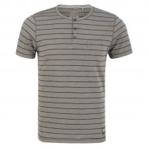 T-Shirt - Slim Fit - Stripes 100000