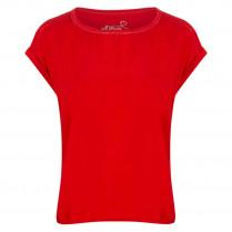 T-Shirt - Regular Fit - unifarben 100000