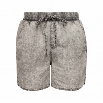 Shorts - Regular Fit - Cold dye-Optik