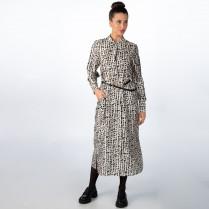 Kleid - Regular Fit - 1/1 Arm