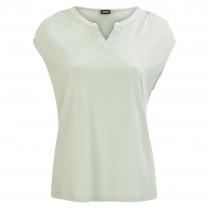 T-Shirt - Loose Fit - unifarben
