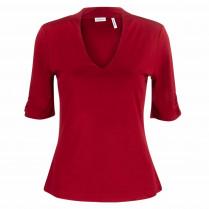 T-Shirt - Slim Fit - V-Neck
