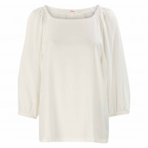 Bluse - Loose Fit - 3/4-Arm