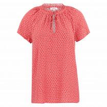 Bluse 1/2 - Regular Fit - Muster