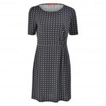 Kleid - Regular Fit - Dotprint 100000