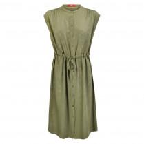 Kleid - Regular Fit - kurzarm