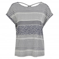 T-Shirt - Regular Fit - Muster