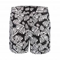 Shorts - Regular Fit - Flowerprint