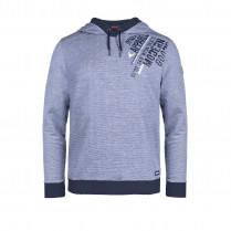 Sweatshirt - Regular Fit - Material-Mix