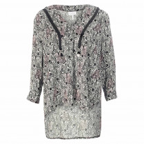 Bluse - Loose Fit - Maisie