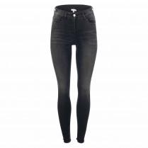 Jeans - Skinny Fit - Kleck clean