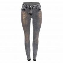 Jeans - Skinny Fit - Kustedo