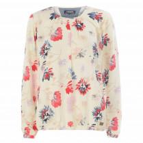 Bluse - Regular Fit - Flowerprint