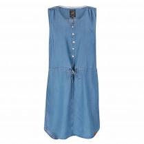 Kleid - Casual Fit - ärmellos