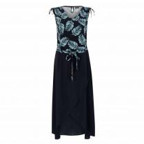 Kleid - Regular Fit - Wickeloptik