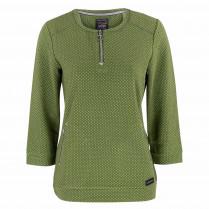 Sweatshirt - Regular Fit - Zipper
