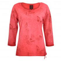 Shirt - Reguklar Fit - 3/4-Arm