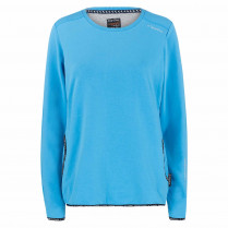 Sweatshirt - Regular Fit - unifarben