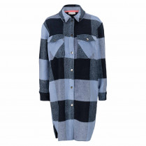 Overshirt - Loose Fit - Check Muster