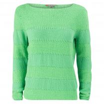 Pullover - Loose Fit - Boatneck 100000