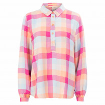Shirtbluse - Loose Fit - Che