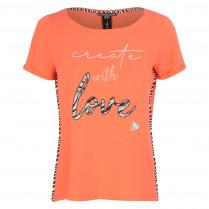 T-Shirt - Loose Fit - Wording