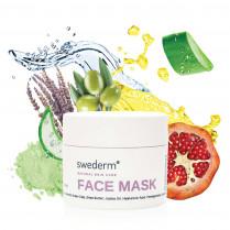 SWEDERM Face Mask 100ml - 1.99€/10ml