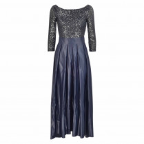 Cocktailkleid - Regular Fit - Pailletten