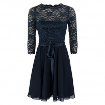 Kleid - fitted - Spitze 100000