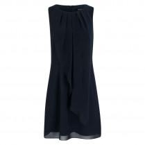 Kleid - Regular Fit - Chiffon 100000