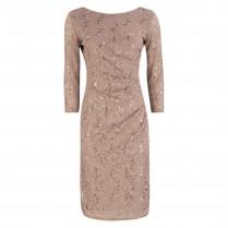 Kleid - Slim Fit - Pailletten 100000