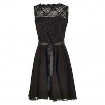 Kleid - Slim Fit - Spitze 100000