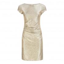 Kleid - Slim Fit - Jersey foliert