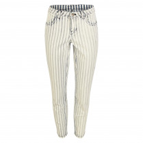 Jeans - Skinny Fit - Stripes 100000