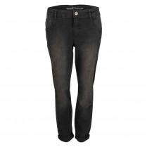 Jeans - Boyfriend - unifarben 100000
