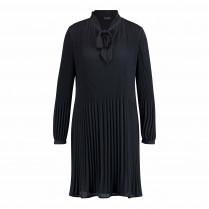 Kleid - Comfort Fit - Plissee